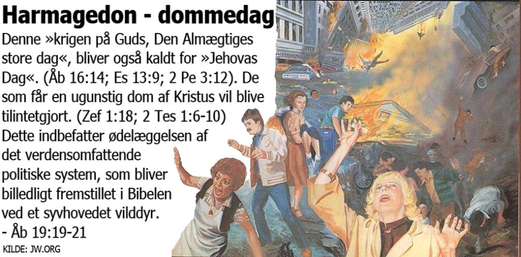 Harmagedon - Dommedag