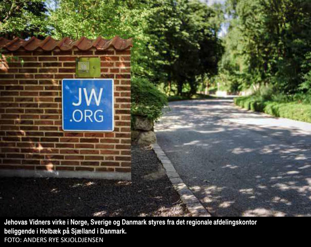 Jehovas Vidners Skandinaviske Afdelingskontor